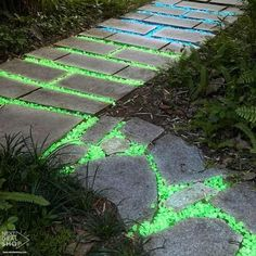 Description:These eco-friendly luminous pebbles require no electricity and look stunning in the day and night. Decorate your garden path, bird fountain or flower beds with these luminous pebbles that glow in the dark! Main Features:Made . Garden Paths, Garden Art, Garden Ideas, Garden Inspiration, Bird Fountain, Outdoor Lighting, Outdoor Decor, Landscape Lighting, Lighting Ideas