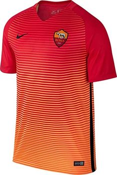Nike AS Roma Stadium Top-ACTION RED Review Voleibol Uniformes 119d8236b28be