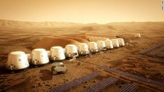 200,000 people apply to live on Mars by Elizabeth Landau, CNN: Are you adaptable, resilient, resourceful and a team player? #Mars_One