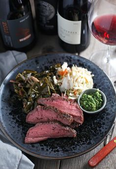 Smoked Tri-Tip is easy, quick, and delicious. Learn how to smoke the perfect Smoked Tri-Tip, including which wines pair best with this lean cut of beef!