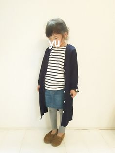 So cute!!!! This is how I'll dress my daughter!