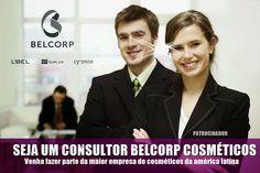 Seja um(a) consultor(a) Belcorp. Informações: belezavv@gmail.com