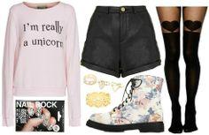 """Fashion Inspiration: Ellie Goulding's """"Burn"""""""