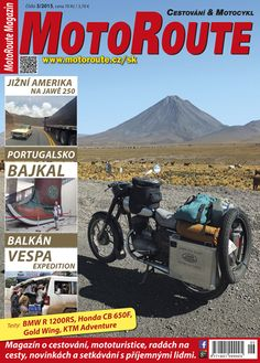 MotoRoute Magazin Nr. 3/2015; Read online: https://cs.publero.com/title/motoroute-magazin/3-2015