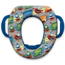 Thomas the Train Soft Potty Seat Toilet Ring, Potty Trainer, Trains For Sale, Potty Seat, Thomas Birthday, Toilet Training, Thomas The Tank, Baby Gear, Games For Kids