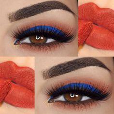 Gorgeous Makeup: Tips and Tricks With Eye Makeup and Eyeshadow – Makeup Design Ideas Matte Makeup, Eye Makeup Tips, Makeup Goals, Diy Makeup, Makeup Cosmetics, Beauty Makeup, Makeup Ideas, Bourjois Cosmetics, Cheap Makeup