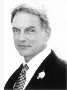 Love this pic of Mark Harmon