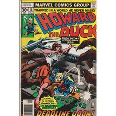 HOWARD THE DUCK #16 | 1976-1979, 1986 | VOLUME 1 | MARVEL | $9.00