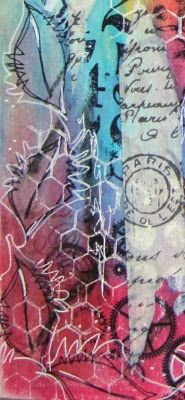 PaperArtsy: Linda Cain #2 .... Believe Journal Page
