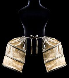 Tuto Paniers poches, milieu du 18e siècle (musée des Arts Décoratifs)