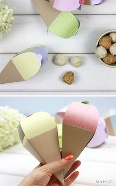 A Collection Of Ice Cream Activities for Children that are Diy Ice Cream, Ice Cream Day, Ice Cream Treats, Ice Cream Toppings, Ice Cream Template, Candy Box Template, Cone Template, Cupcake Packaging, Candy Packaging