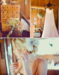 Real Wedding: Kiri + Adam's Peace Barn Wedding