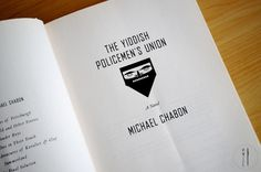 Book recommendation: The Yiddish Policemen's Union by Michael Chabon #greatbook