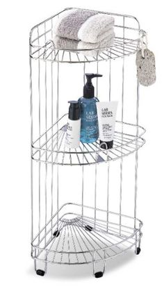 Special Offers - 3 Shelf Corner Caddy - In stock & Free Shipping. You can save more money! Check It (September 13 2016 at 08:43PM) >> http://bathroomvanitiesusa.net/3-shelf-corner-caddy/