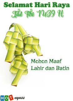 Idul Fitri 1439 H - Gambar Motivasi