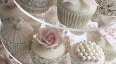 Cupcake nuziali