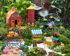 Beautiful 50 DIY Miniature Fairy Garden Ideas This Year Indoor Fairy Gardens, Mini Fairy Garden, Fairy Garden Houses, Miniature Fairy Gardens, Fairies Garden, Fairy Garden Furniture, Fairy Village, Cute Fairy, Ideias Diy