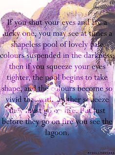 M Barrie original Peter Pan book quotes Peter Pan And Tinkerbell, Peter Pan Disney, Author Quotes, Book Quotes, Original Peter Pan, Peter Pan Book, J M Barrie, Peter Pan Quotes, Disney Queens