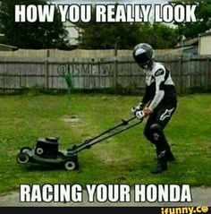 I love honda..but cmon. Man..this is just harious.