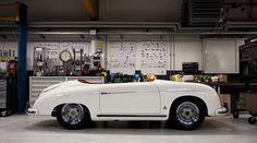 Porsche 356.  Classic!