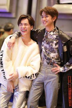 We Meet Again, Fur Coat, Gay, Asian, Actors, Couples, Earth, Photos, Pictures