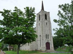 St John's Episcopal Church  202 Gordon Drive SE  Decatur, Alabama