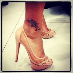 3zapatos color #nude con la punta de #encaje de #Bershka por 35 eurs súper cómodos…Que os parecen?