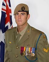 13ecd79040c2d4 Corporal Benjamin Roberts-Smith, VC, MG, the most highly decorated serving  member