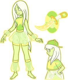 Gemsona :: Peridot by LMsHangout.deviantart.com on @DeviantArt