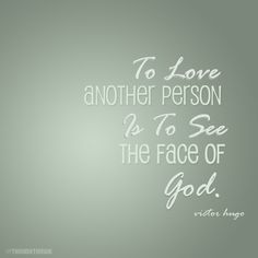 To Love Is To See | Creative LDS Quotes
