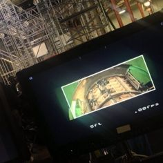 The Amazing Spider Man 2 Set Photo Teases Web-Slinging Action - Director Marc Webb hints at a dizzying set piece with the latest photo from this Marvel superhero sequel.