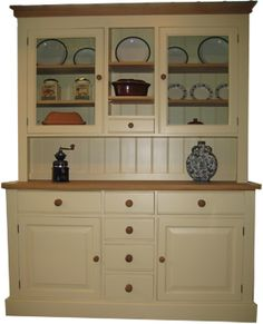 French Country Kitchen Dresser the 116 best dressers, hutches & cupboards images on pinterest