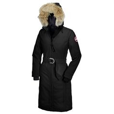 Canada Goose Arctic Down Whistler Parka. I want!