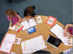 Great blog post about response to text strategies. Great FREEBIES too!
