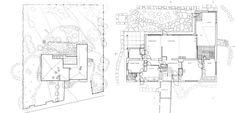 Brunner Sanina - Architect - Alvar Aalto - Aalto House - Helsinki - Filand - - drawing from Alvar Aalto Foundation . Alvar Aalto, Modern Architecture Design, Chinese Architecture, Futuristic Architecture, House Architecture, Zaha Hadid Architects, Famous Architects, Architect House, Architect Design