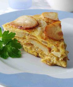 Cómo hacer la tortilla de patatas más jugosa y esponjosa