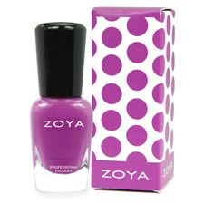 Zoya Nail Polish Mini in Audrina with Color Cutie Box! Available while supplies last.