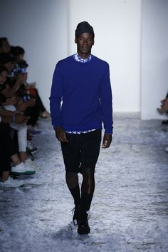 Public School RTW Spring 2015 | photo by George Chinsee | posted by WWD