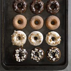 Williams-Sonoma Nonstick Doughnut Pan #williamssonoma
