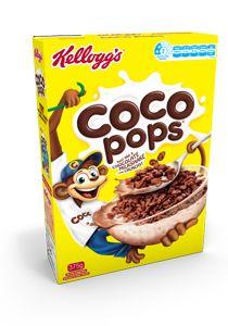 Kellogg's® Coco Pops® Cocoa Krispies, Chocolate Milkshake, Cookies And Cream, Tasty, Treats, Snacks, Breakfast, Food, Sweet Like Candy