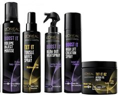 FREE L'Oreal Advanced Hair Care Styling Products at Target (8/2)