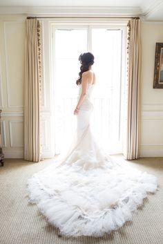 PHOTOGRAPHY BY EILEEN LIU PHOTOGRAPHY / WEDDING DRESS BY INBAL DROR