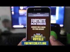 Fortnite Hack 2018 - Get 1,000,000 free V-BUCKS Cheats [IOS/PC/PS4/XBOX ...