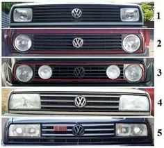 Classic Car News Pics And Videos From Around The World Volkswagen Golf Mk2, Vw Mk1, Hot Vw, Golf 1, Vw Cars, Dream Cars, Classic Cars, Vehicles, Instagram