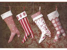 Christmas Stocking Pattern - Stocking Crafts - Good Housekeeping