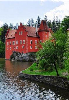 Červená Lhota,Czech