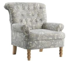 Buy Heart Of House Darcy Fabric Chair
