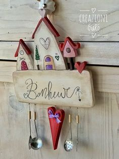 1 million+ Stunning Free Images to Use Anywhere Clay Projects, Projects To Try, Christmas Crafts Sewing, Pintura Country, Country Paintings, Woodworking Toys, Country Crafts, Wood Coasters, Little Houses