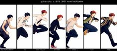 BTS: The Evolution of J-Hope. [K-pop]