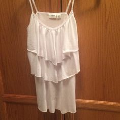 $4 Check this item I am selling on Totspot, the resale shopping app for kids' clothes.   Beautify white top Sz L12/14   Love this! #kidsfashion